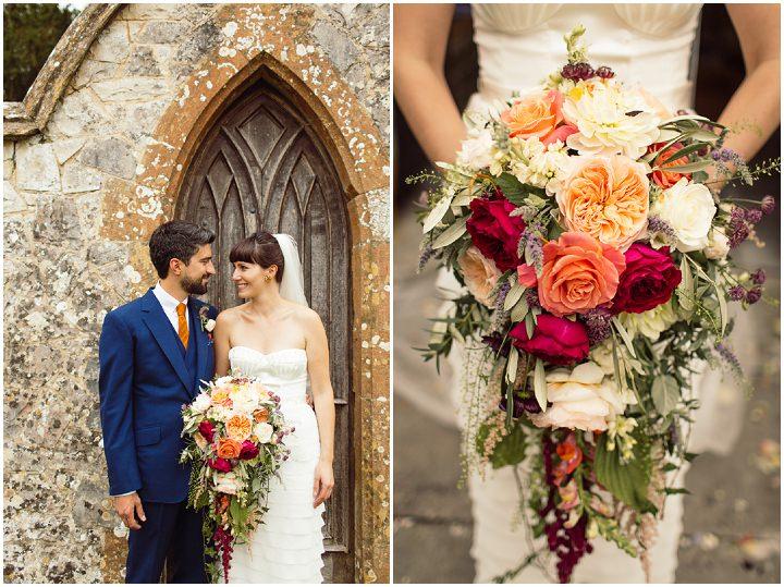 24 Tipi Wedding in Somerset By Ben Higgins