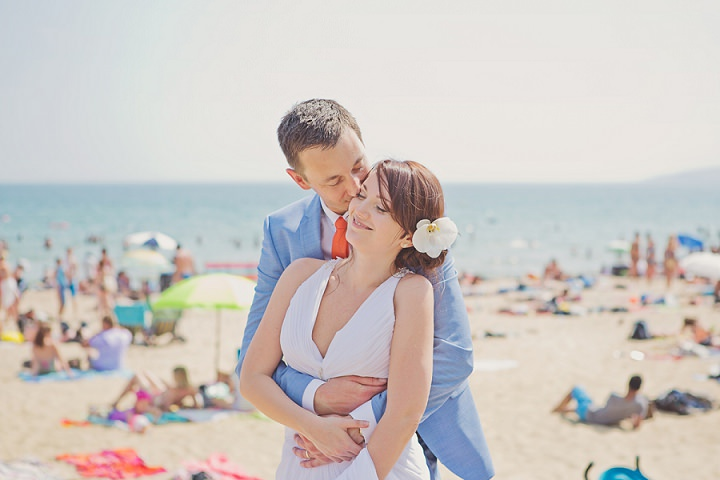 25 Beach Wedding in Bournemouth By Cotton Candy