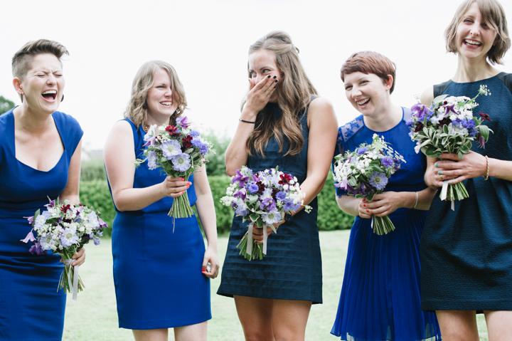 25 Devon Wedding With A Stella McCartney Wedding Dress By Ana Lui
