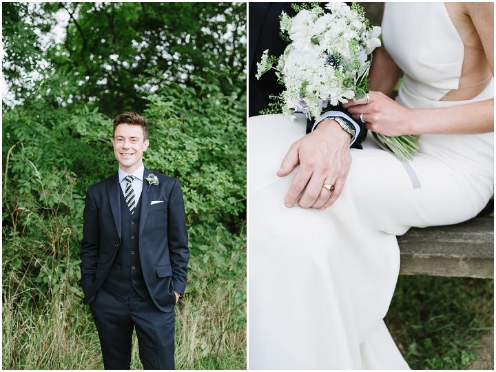 26 Devon Wedding With A Stella McCartney Wedding Dress By Ana Lui