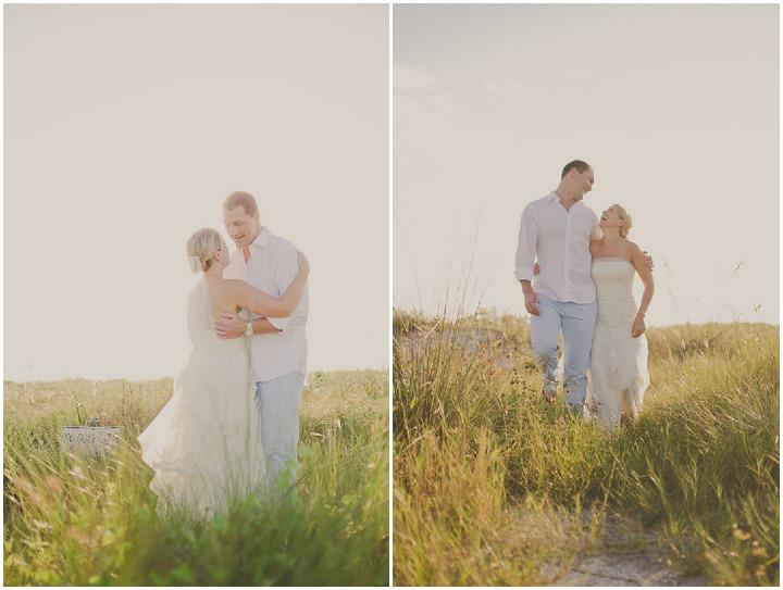 26 Sunny Florida Beach Wedding By Stacey Paul