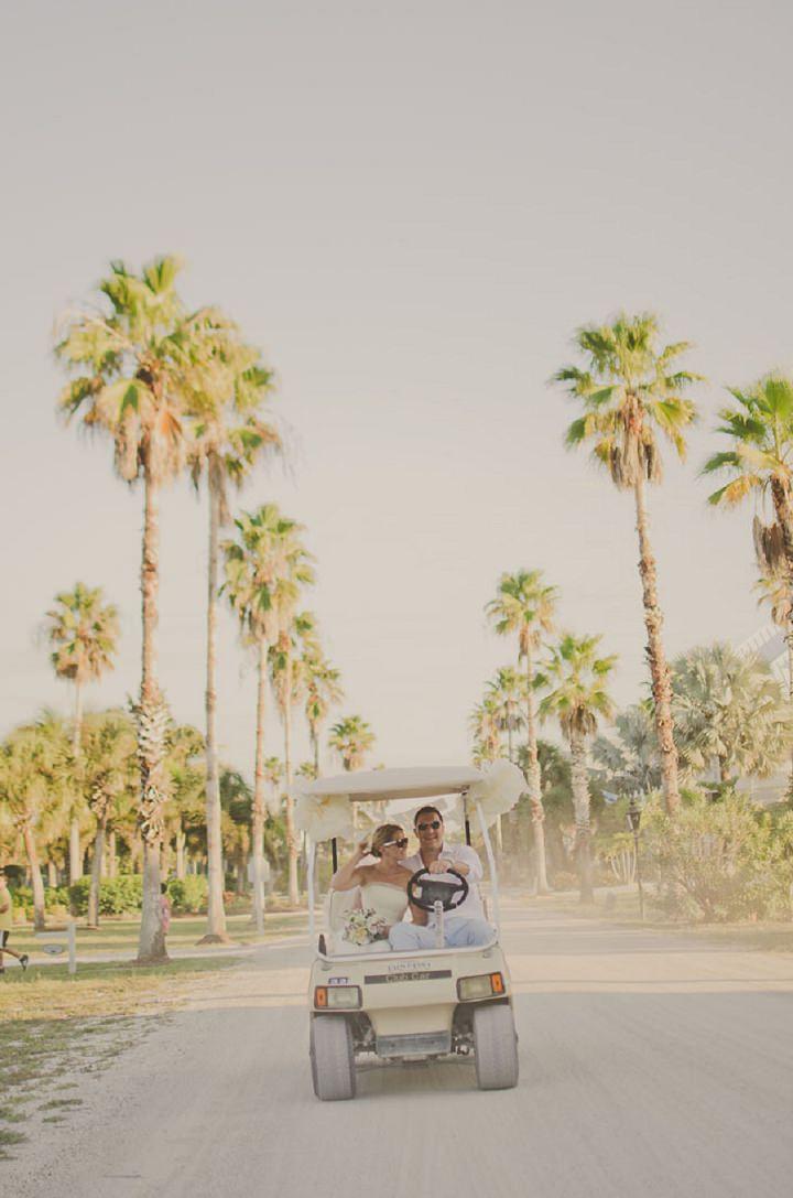 27 Sunny Florida Beach Wedding By Stacey Paul