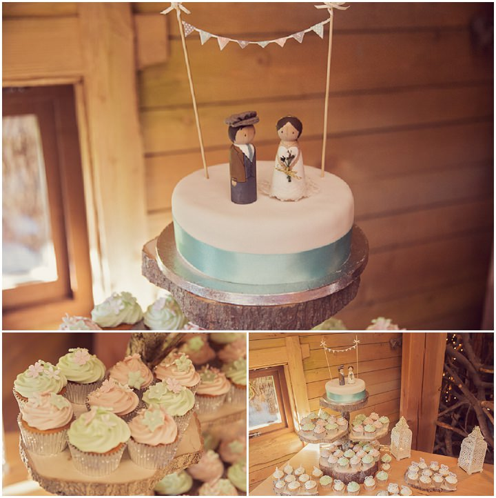 27 Treehouse Wedding in Northumberland By Craig Goode