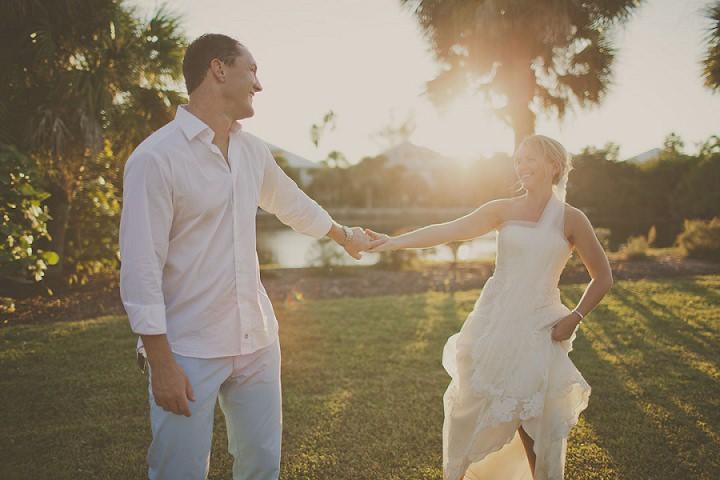 28 Sunny Florida Beach Wedding By Stacey Paul