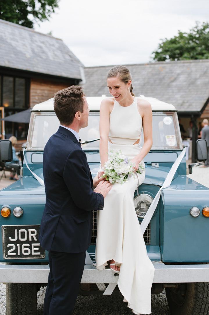 29 Devon Wedding With A Stella McCartney Wedding Dress By Ana Lui