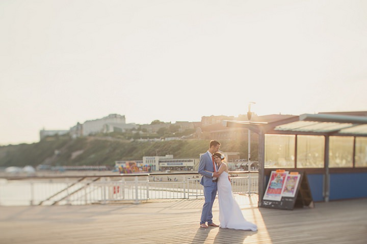 3 Beach Wedding in Bournemouth By Cotton Candy