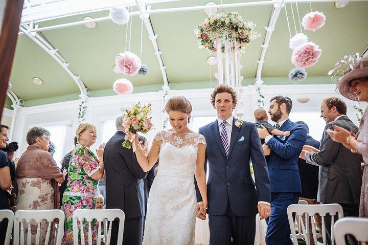 3 Elegant Wedding at Woolverstone Hall in Suffolk by Paul Marbrook