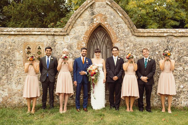 3 Tipi Wedding in Somerset By Ben Higgins