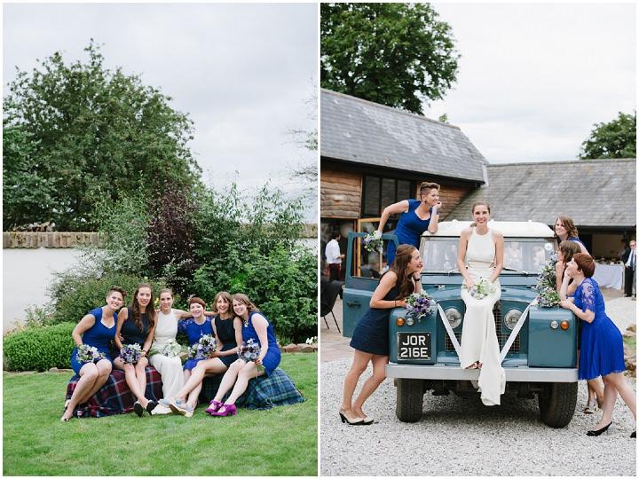 30 Devon Wedding With A Stella McCartney Wedding Dress By Ana Lui