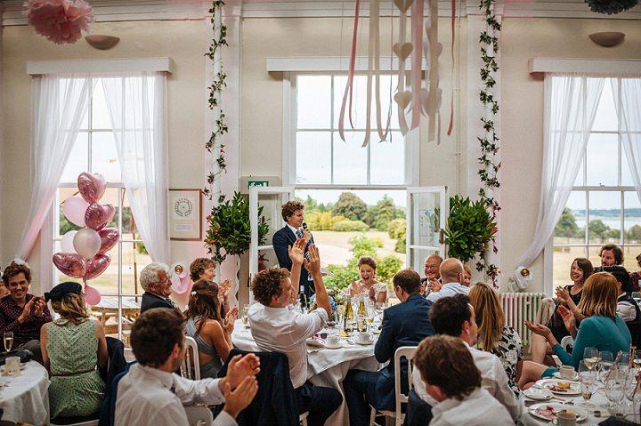 30 Elegant Wedding at Woolverstone Hall in Suffolk by Paul Marbrook