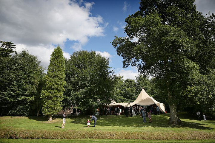 30 Outdoor Tipi Wedding at Bittenham Springs in the Cotswolds