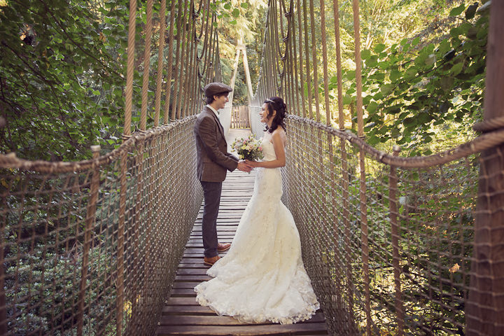 30 Treehouse Wedding in Northumberland By Craig Goode