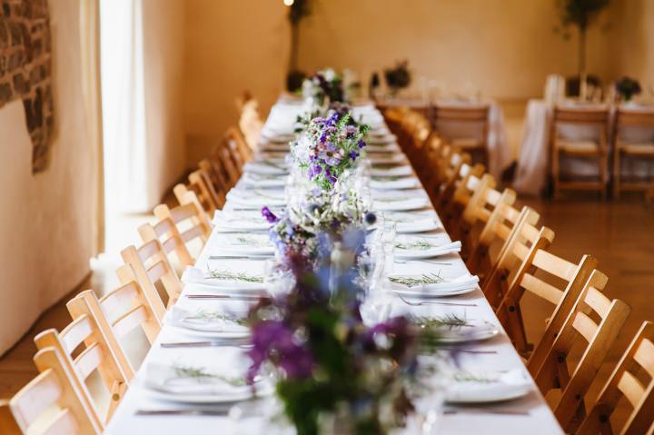 31 Devon Wedding With A Stella McCartney Wedding Dress By Ana Lui
