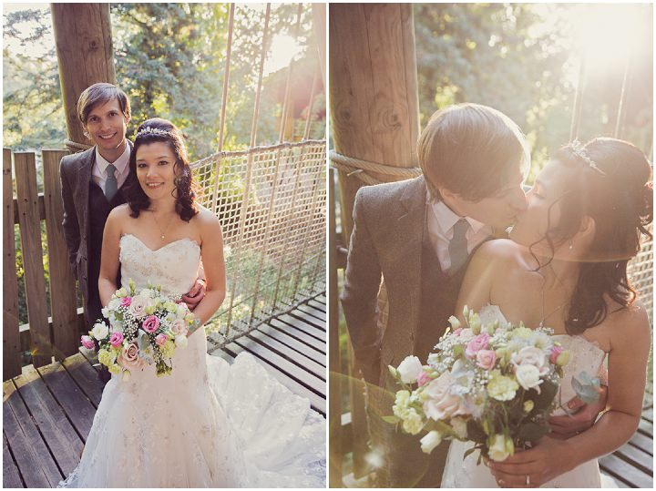 31 Treehouse Wedding in Northumberland By Craig Goode