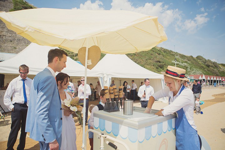 32 Beach Wedding in Bournemouth By Cotton Candy