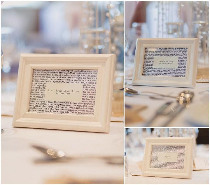 Becki and Jonny's DIY wedding at Holdsworth House