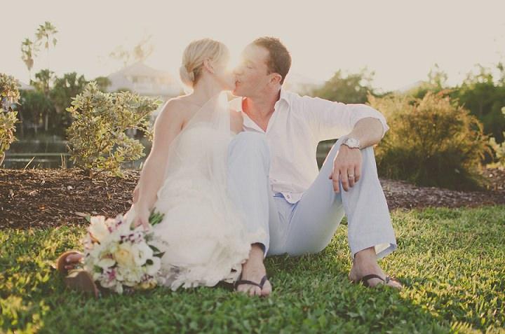 32 Sunny Florida Beach Wedding By Stacey Paul