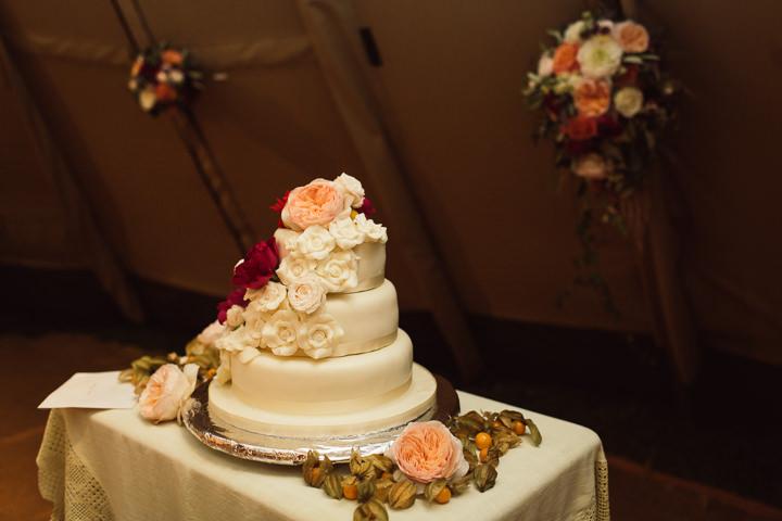 32 Tipi Wedding in Somerset By Ben Higgins