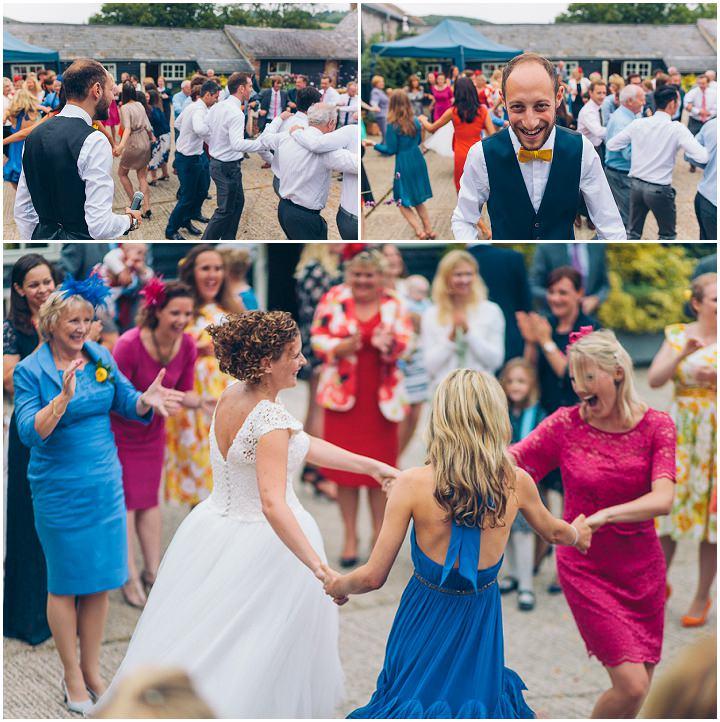 33 Beautiful Barn Wedding in West Sussex By Dan Corbett