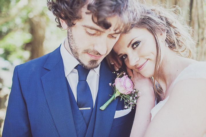 33 Vintage Glam Wedding in North Wales By Anna Hardy