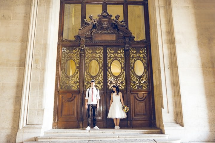 34 Intimate Paris Wedding By Fluke Photography