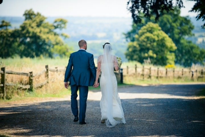 34 Summer Wedding at Gaynes Park in Epping By Justin Bailey
