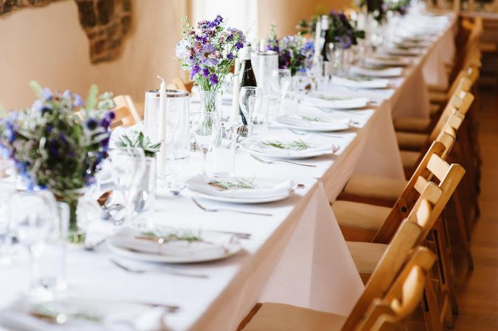 35 Devon Wedding With A Stella McCartney Wedding Dress By Ana Lui