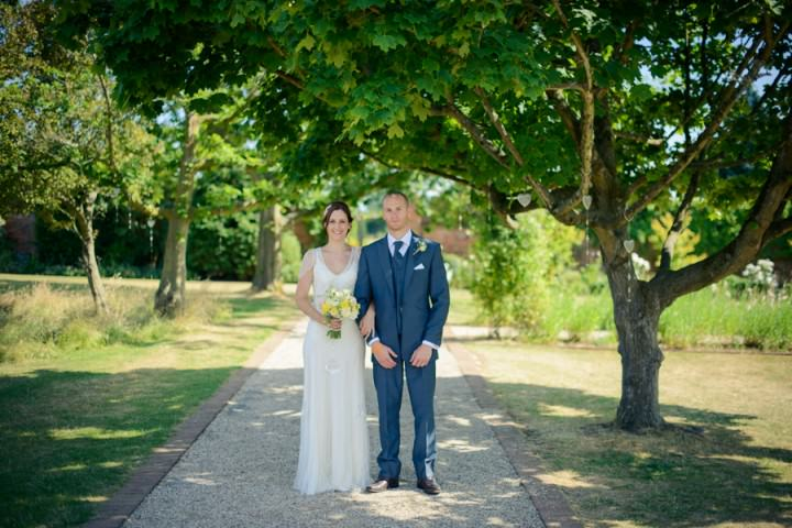 35 Summer Wedding at Gaynes Park in Epping By Justin Bailey