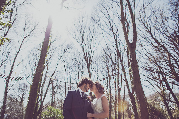35 Vintage Glam Wedding in North Wales By Anna Hardy