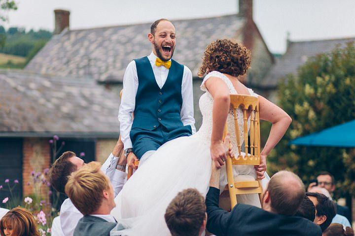 36 Beautiful Barn Wedding in West Sussex By Dan Corbett