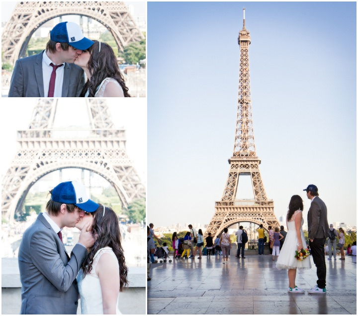 36 Intimate Paris Wedding By Fluke Photography
