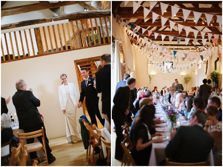 38 Devon Wedding With A Stella McCartney Wedding Dress By Ana Lui