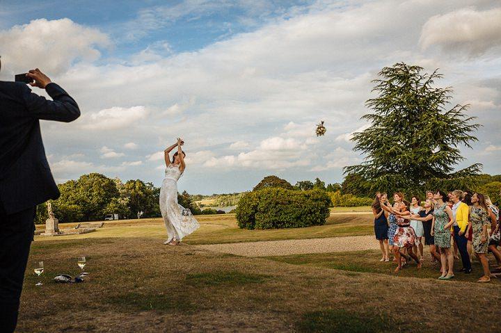 38 Elegant Wedding at Woolverstone Hall in Suffolk by Paul Marbrook