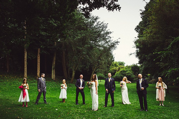 38 Garden Wedding at Gibberd Garden in Essex By Babb Photos