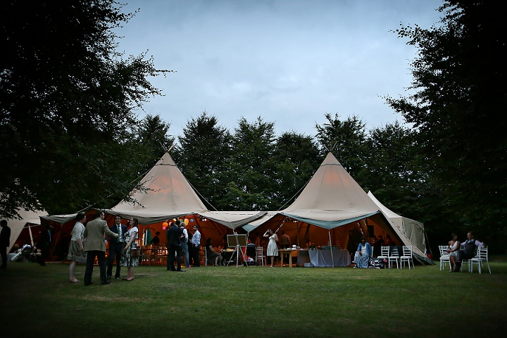 38 Outdoor Tipi Wedding at Bittenham Springs in the Cotswolds