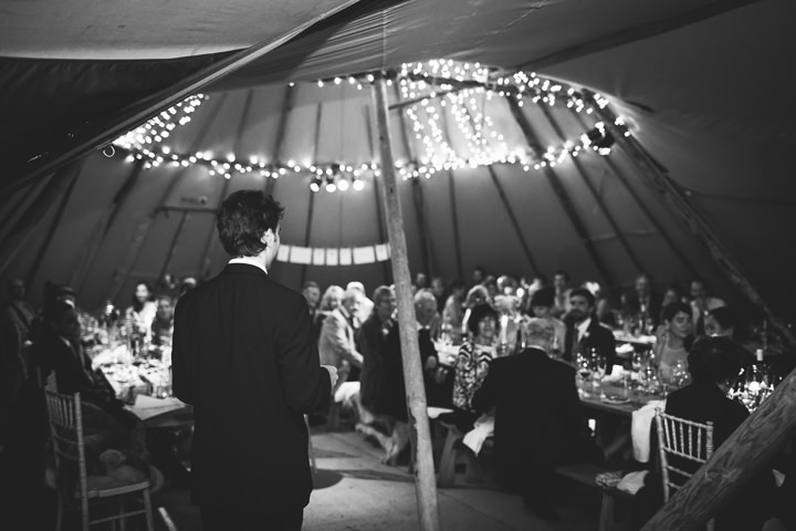 38 Tipi Wedding in Somerset By Ben Higgins