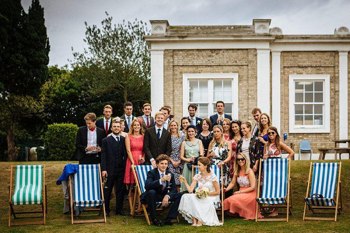 39 Elegant Wedding at Woolverstone Hall in Suffolk by Paul Marbrook