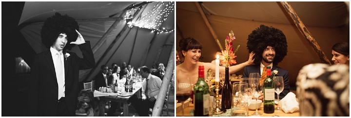 39 Tipi Wedding in Somerset By Ben Higgins