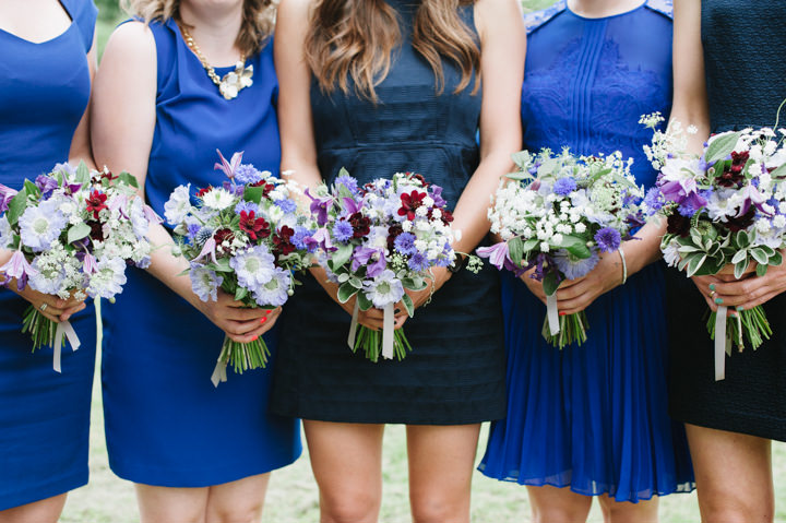 4 Devon Wedding With A Stella McCartney Wedding Dress By Ana Lui
