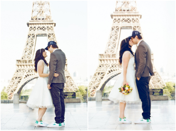 4 Intimate Paris Wedding By Fluke Photography