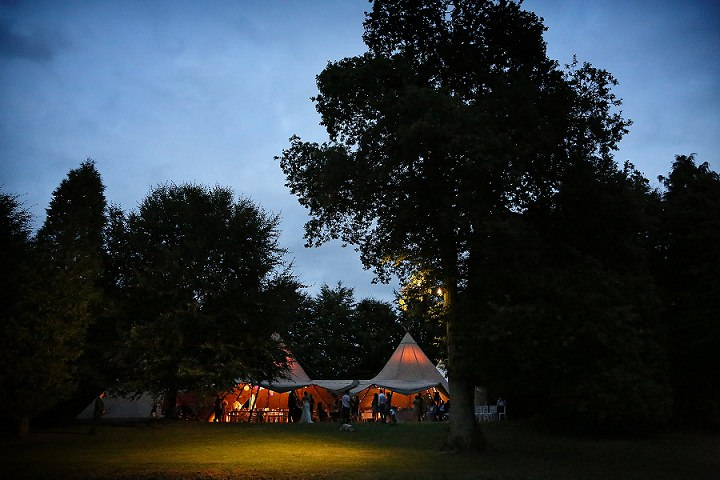 4 Outdoor Tipi Wedding at Bittenham Springs in the Cotswolds