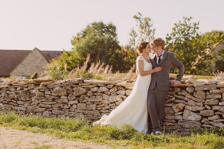 4 Sunny Countryside Barn Wedding By Paul Underhill