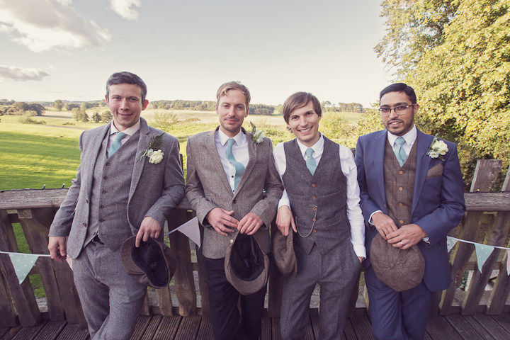 4 Treehouse Wedding in Northumberland By Craig Goode