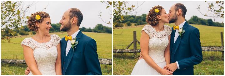 40 Beautiful Barn Wedding in West Sussex By Dan Corbett