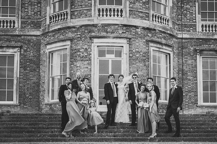 40 Elegant Wedding at Woolverstone Hall in Suffolk by Paul Marbrook