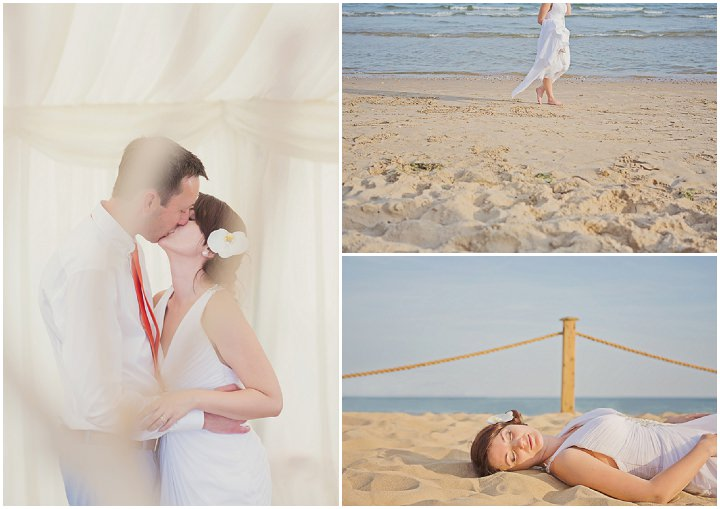 41 Beach Wedding in Bournemouth By Cotton Candy