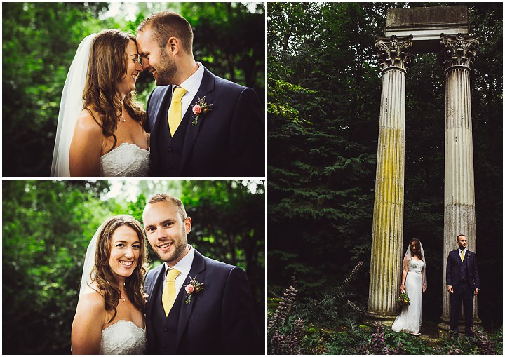 41 Garden Wedding at Gibberd Garden in Essex By Babb Photos