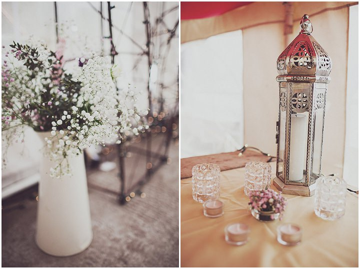 41 Vintage Glam Wedding in North Wales By Anna Hardy