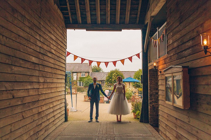 42 Beautiful Barn Wedding in West Sussex By Dan Corbett