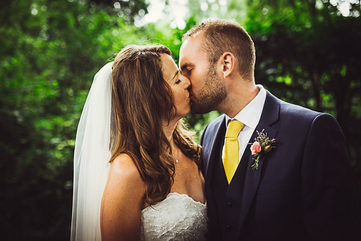 42 Garden Wedding at Gibberd Garden in Essex By Babb Photos